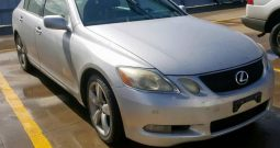 2006 Lexus GS 430 For Sale On Pre-Order US TO LAGOS@2m Call:08033720954