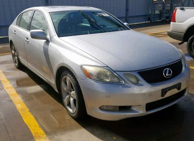 2006 Lexus GS 430 For Sale On Pre-Order US TO LAGOS@2.9m Call:08033720954 full