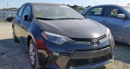 2014 TOYOTA COROLLA L For Sale On Pre-Order US TO LAGOS @3.5m Call:08033720954