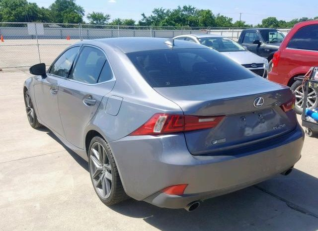 2015 LEXUS IS 350 For Sale On Pre-Order US TO LAGOS @7m Call:08033720954 full