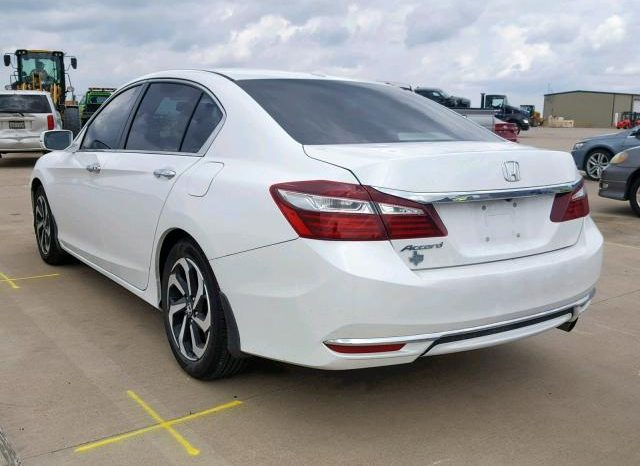 2016 HONDA ACCORD EXL For Sale On Pre-Order US TO LAGOS @7.7m Call:08033720954 full