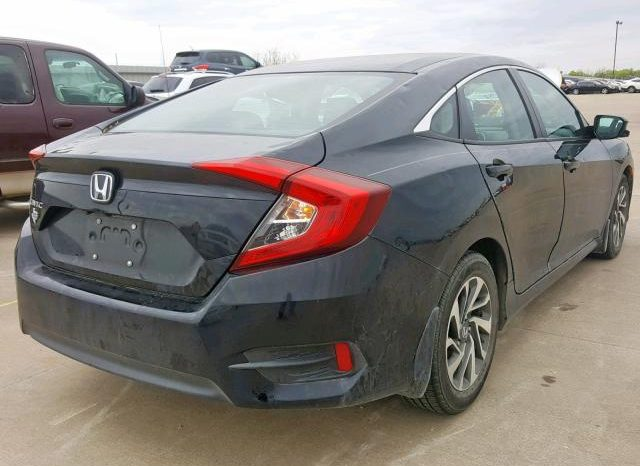 2016 HONDA CIVIC EX For Sale On Pre-Order US TO LAGOS @5m Call:08033720954 full