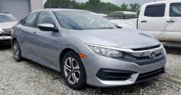 2016 HONDA CIVIC LX  For Sale On Pre-Order US TO LAGOS @5m Call:08033720954