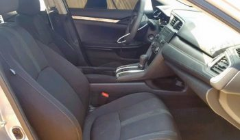 2016 HONDA CIVIC LX  For Sale On Pre-Order US TO LAGOS @5m Call:08033720954 full