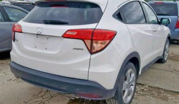 2016 HONDA HR-V EXL For Sale On Pre-Order US TO LAGOS @7.5m Call:08033720954 full