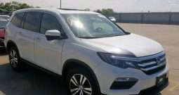 2016 HONDA PILOT EXLN For Sale On Pre-Order US TO LAGOS @12m Call:08033720954