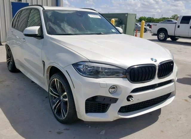 2017 BMW X5 M For Sale On Pre-Order US TO LAGOS @15m Call:08033720954 full
