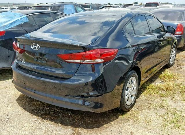 2018 HYUNDAI ELANTRA SE For Sale On Pre-Order US TO LAGOS @7.5m Call:08033720954 full