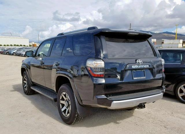 2018 TOYOTA 4RUNNER SR5 For Sale On Pre-Order US TO LAGOS @15.7m Call:08033720954 full