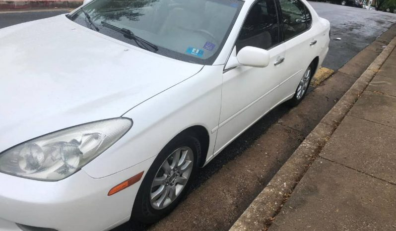 2004 LEXUS ES 330 For Sale On Ground @1.950m Call:08033720954 full