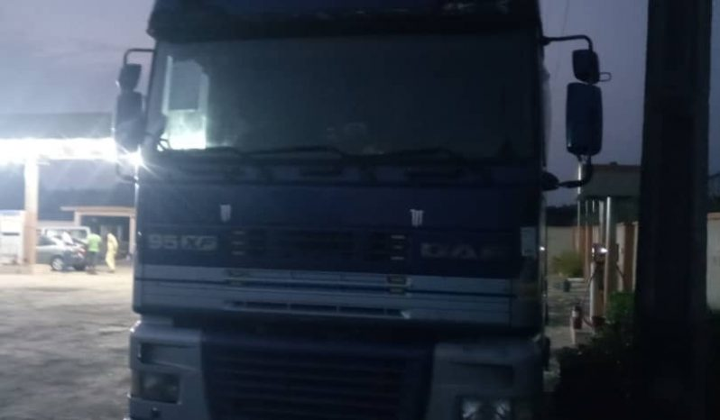 1998 Injector DAF XF430 For Sale On Ground @6.6m Call: 08033720954 full