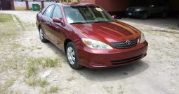 2004 Toyota Camry V6 For Sale On Ground @1.4m Call:08033720954