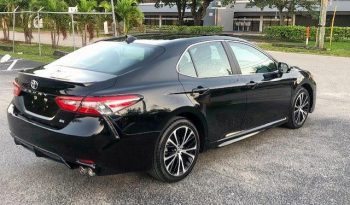 2019 TOYOTA CAMRY L BLACK For Sale On Pre-Order US TO LAGOS @15m Call:08033720954 full