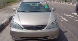 2004 Toyota Camry For Sale On Ground @1.550m Call:08033720954