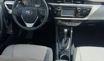 2014 Toyota Corolla For Sale On Ground @4.550m Call:08033720954 full
