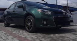 2014 Toyota Corolla For Sale On Ground @4.550m Call:08033720954
