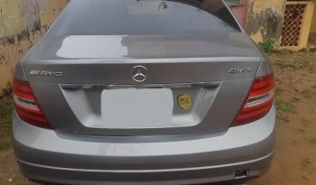 2009/2013 Mercedes Benz C300 4matic For Sale On Ground @5m Call:08033720954 full