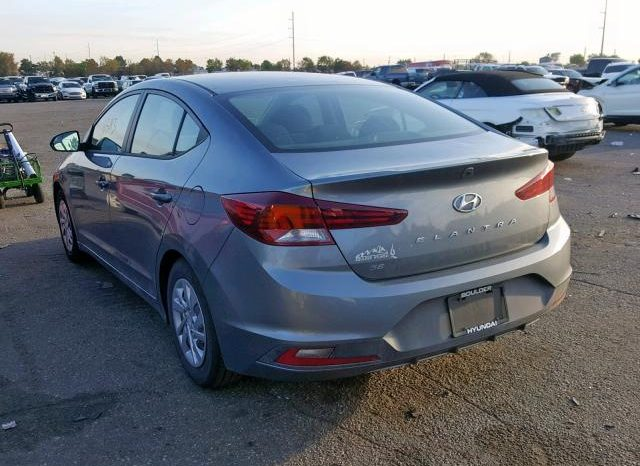 2019 HYUNDAI ELANTRA SE For Sale On Pre-Order US TO LAGOS @13.5m Call:08033720954 full