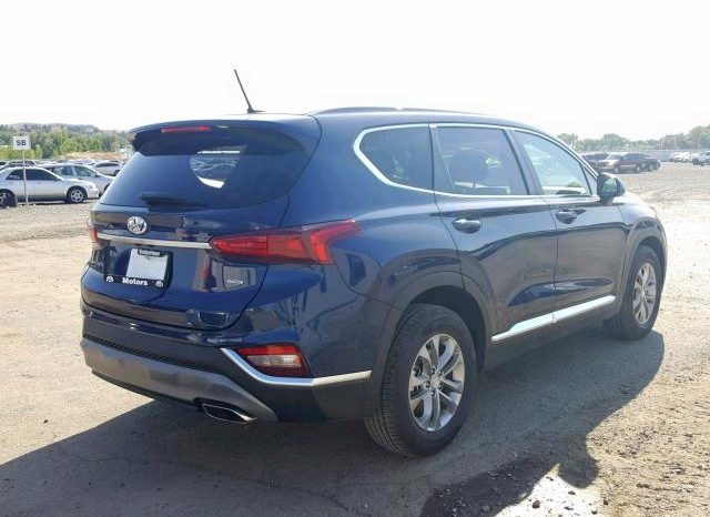 2019 HYUNDAI SANTA-FE SE For Sale On Pre-Order US TO LAGOS @14m Call:08033720954 full