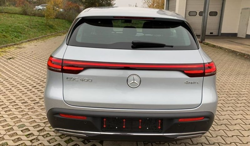 2020 Mercedes Benz EQC For Sale Call:08033720954 full