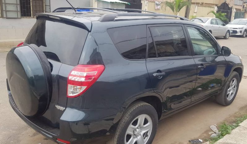 2013 Toyota Rav4 For Sale On Ground @4.5m Call:08033720954 full