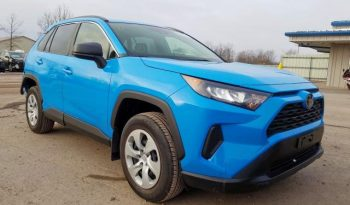 2019 TOYOTA RAV4 LE For Sale On Pre-Order From US TO LAGOS @10m Call:08033720954 full