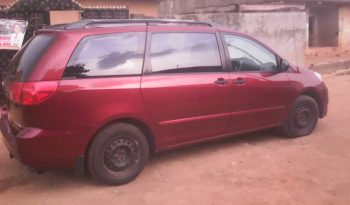 2006 Toyota Sienna For Sale On Ground @1.9m Call:08033720954 full
